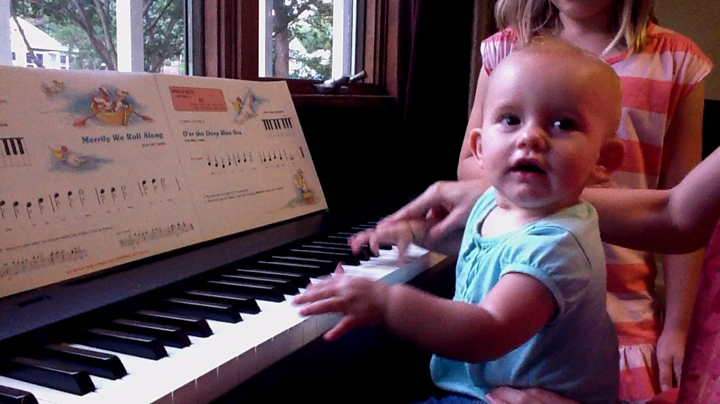 Piano Lessons…